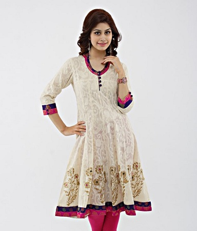 Anarkali Kurties