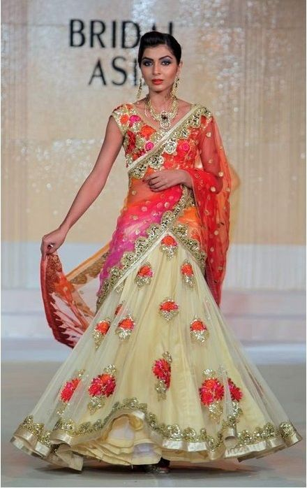 Design Of Lehenga Dupatta