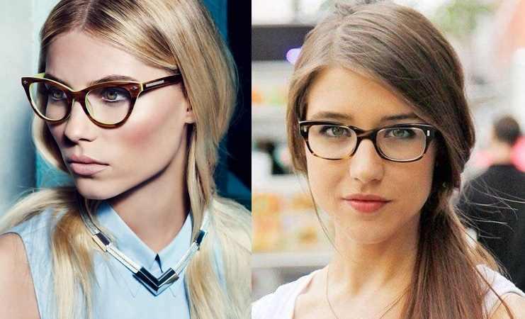 Eyeglasses For Oval Faces