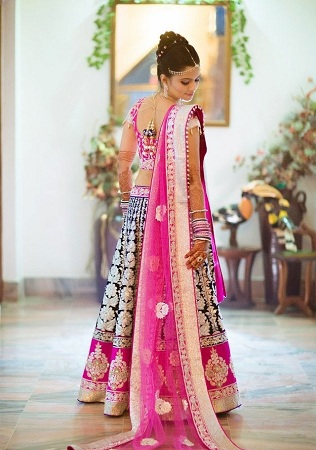 Indian-Bridal-Lehenga
