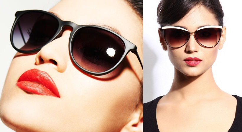 Perfect Sunglasses According To Your Face Shape