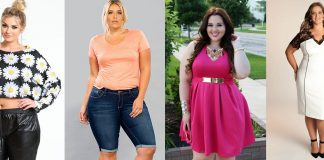 Plus Size Women Outfit